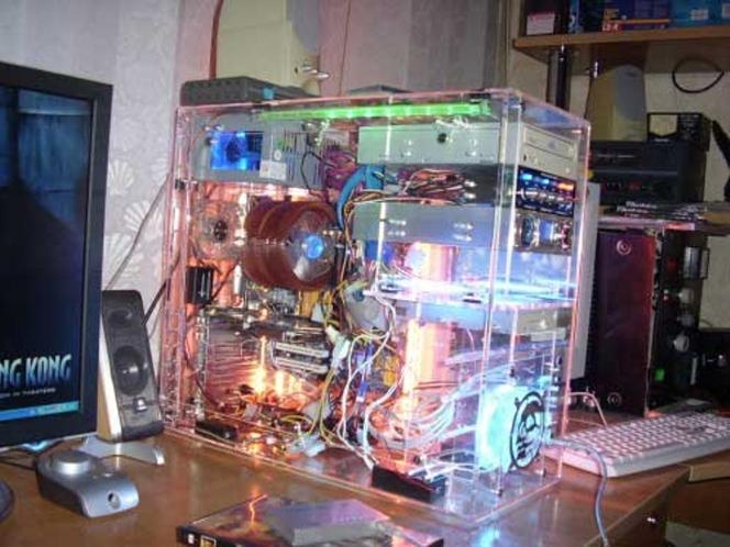Изготовление компьютера своими руками